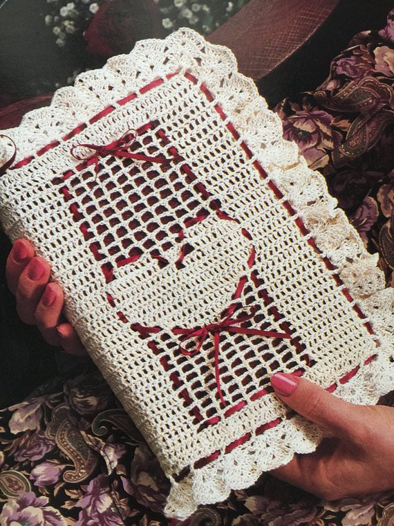 Crochet Bible Cover New Items Similar to Pdf Sweetheart Bible Cover Of Wonderful 48 Models Crochet Bible Cover