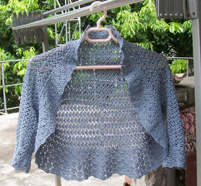 Crochet Boleros Patterns Elegant Cotton Crochet Bolero Pattern Of Amazing 41 Ideas Crochet Boleros Patterns