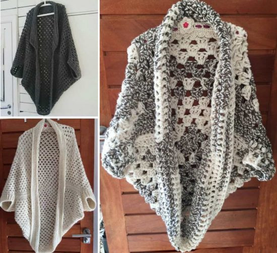 Crochet Boleros Patterns Luxury Crochet Cocoon Shrug Pattern Ideas Of Amazing 41 Ideas Crochet Boleros Patterns
