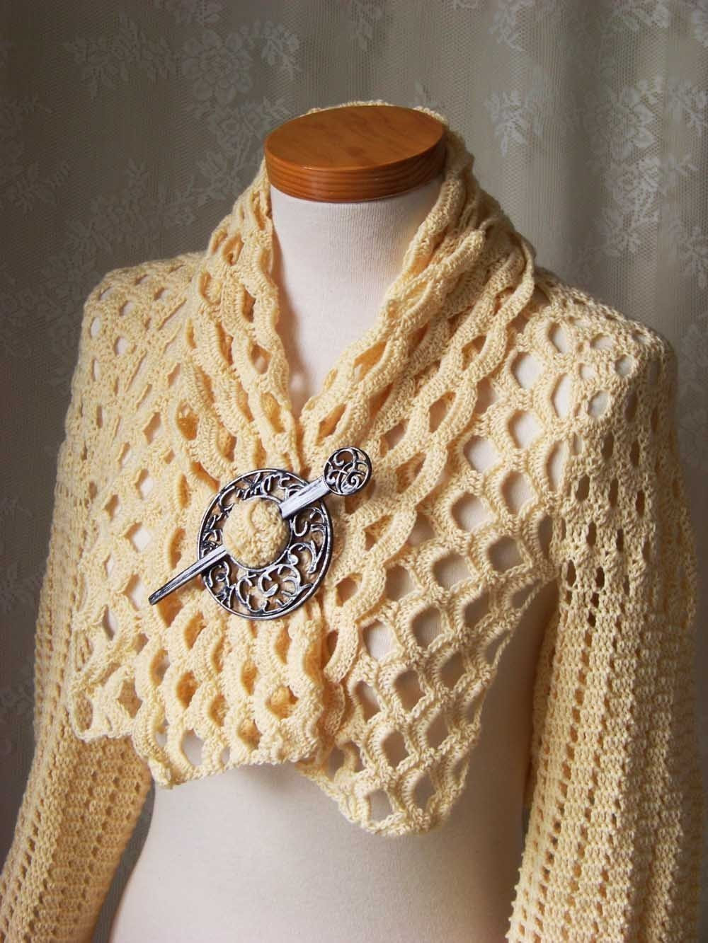 Crochet Boleros Patterns Luxury Vanilla Crochet Shrug Pattern Pdf Of Amazing 41 Ideas Crochet Boleros Patterns