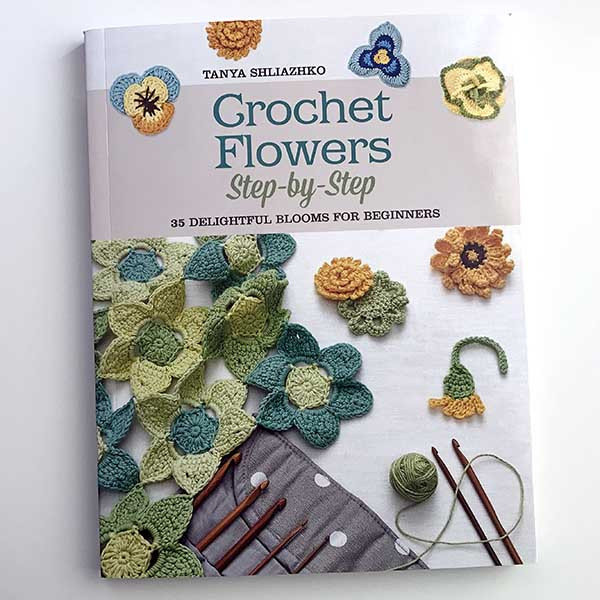 Crochet Books for Beginners Beautiful Cgoa now Book Review Crochet Flowers Step by Step Of Unique 40 Pictures Crochet Books for Beginners