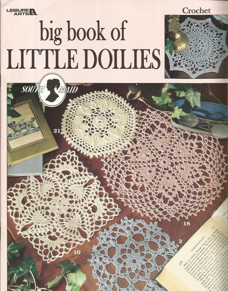 Crochet Books for Beginners Luxury Big Book Of Little Doilies Patricia Kristoffersen Crochet Of Unique 40 Pictures Crochet Books for Beginners