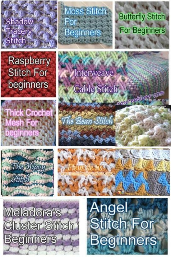 Crochet Books for Beginners Luxury How to Crochet Easy Patterns for Beginners Of Unique 40 Pictures Crochet Books for Beginners