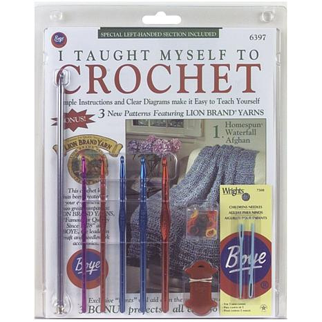 Crochet Books for Beginners New Boyle Needle Pany Beginner S Crochet Kit Book Hooks Of Unique 40 Pictures Crochet Books for Beginners