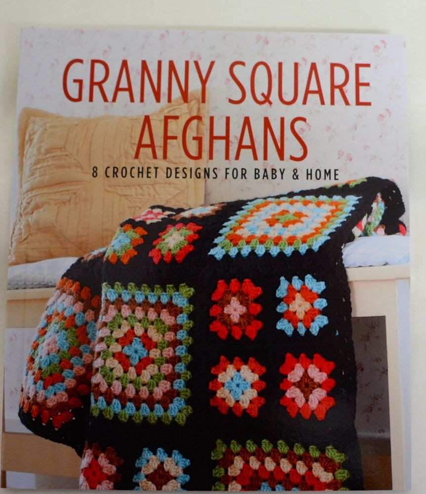 Crochet Books for Beginners Unique Crochet Pattern Book Granny Square Afghans 8 Crochet Of Unique 40 Pictures Crochet Books for Beginners