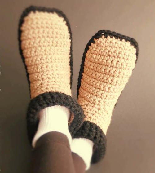 Crochet Booties for Adults Beautiful Easy Crocheted Adult Slippers Of Delightful 42 Models Crochet Booties for Adults