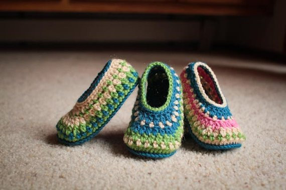 Crochet Booties for Adults Luxury Crochet Slipper Pattern Galilee Slippers Child Through Of Delightful 42 Models Crochet Booties for Adults