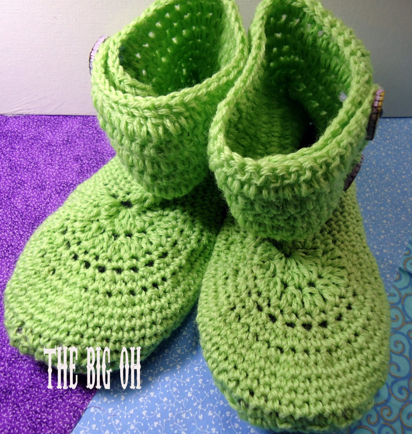 Crochet Booties for Adults New Adult Hand Crochet Slipper Booties Of Delightful 42 Models Crochet Booties for Adults