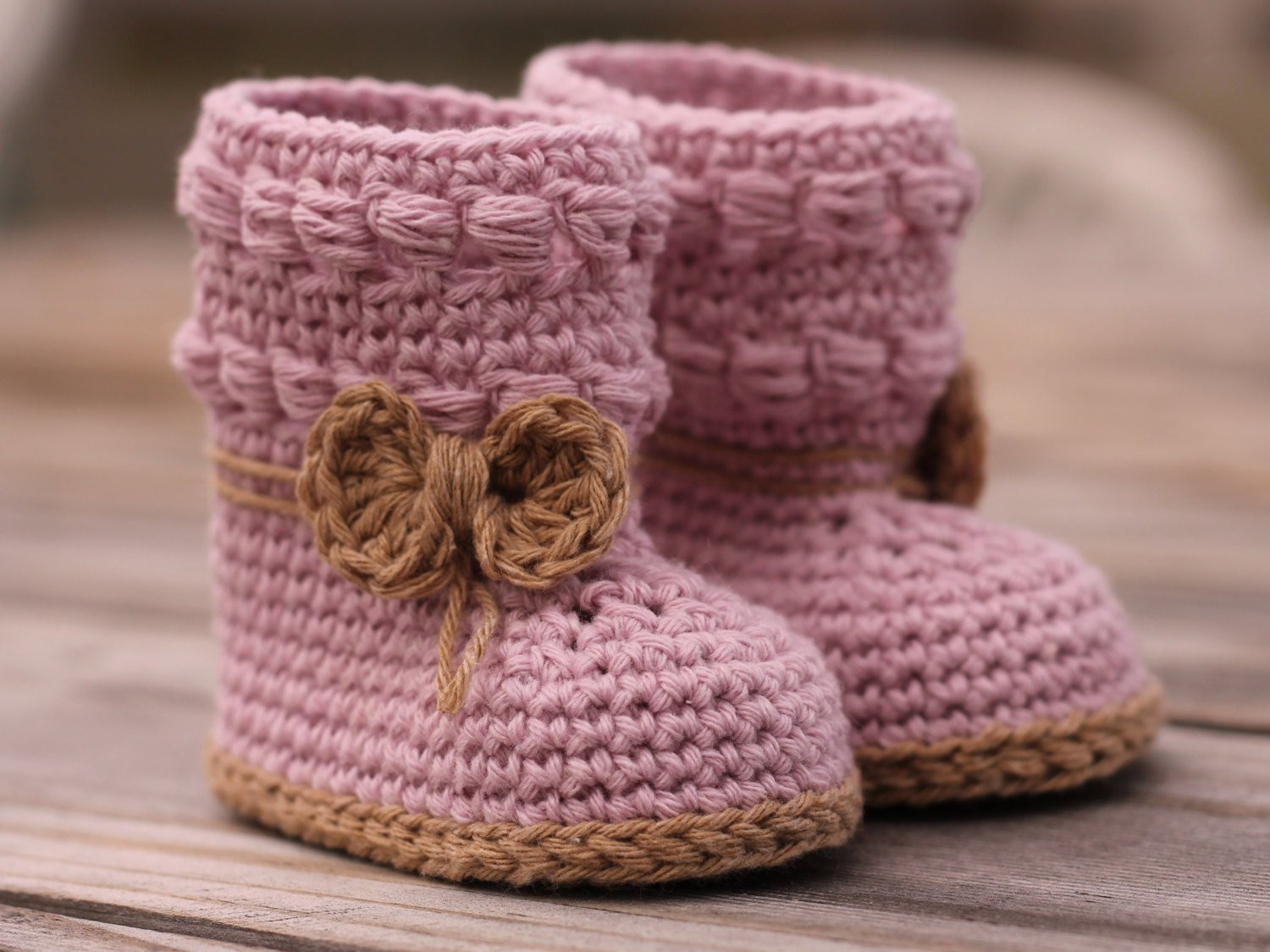 Crochet Booties for Baby Girl Awesome Crochet Pattern Girls Booties Baby Bootie Crochet Boots Of Attractive 44 Models Crochet Booties for Baby Girl