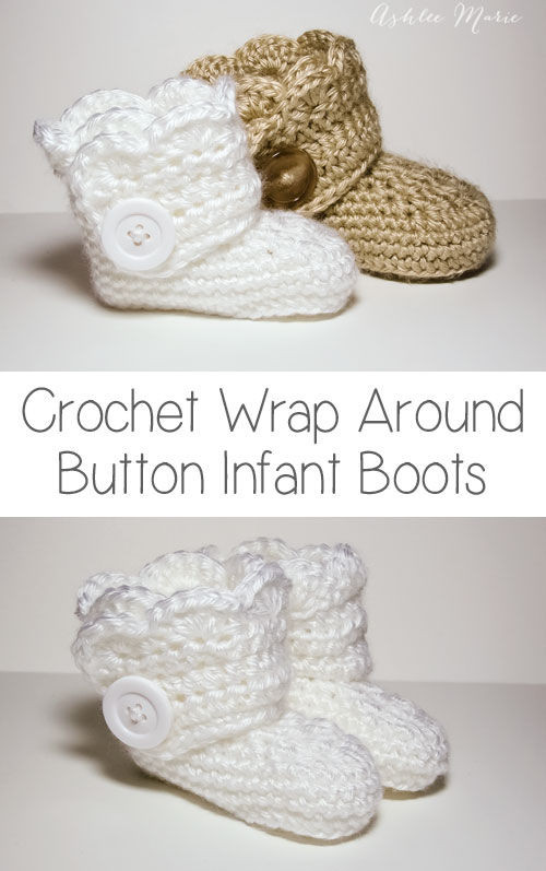 Crochet Booties for Baby Girl Beautiful 45 Adorable and Free Crochet Baby Booties Patterns Of Attractive 44 Models Crochet Booties for Baby Girl