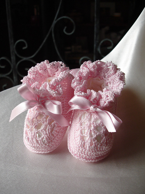 Crochet Booties for Baby Girl Elegant Crochet Lace for Baby 10 Gorgeous Free Patterns Of Attractive 44 Models Crochet Booties for Baby Girl