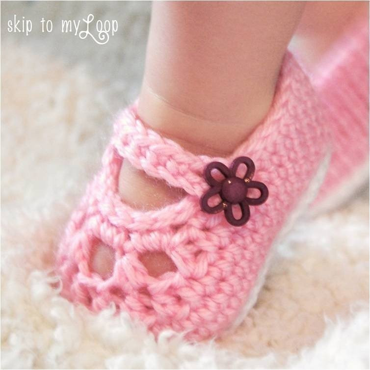 Crochet Booties for Baby Girl Inspirational Mary Jane Shoes Crochet Pattern Baby Booties Slippers Of Attractive 44 Models Crochet Booties for Baby Girl