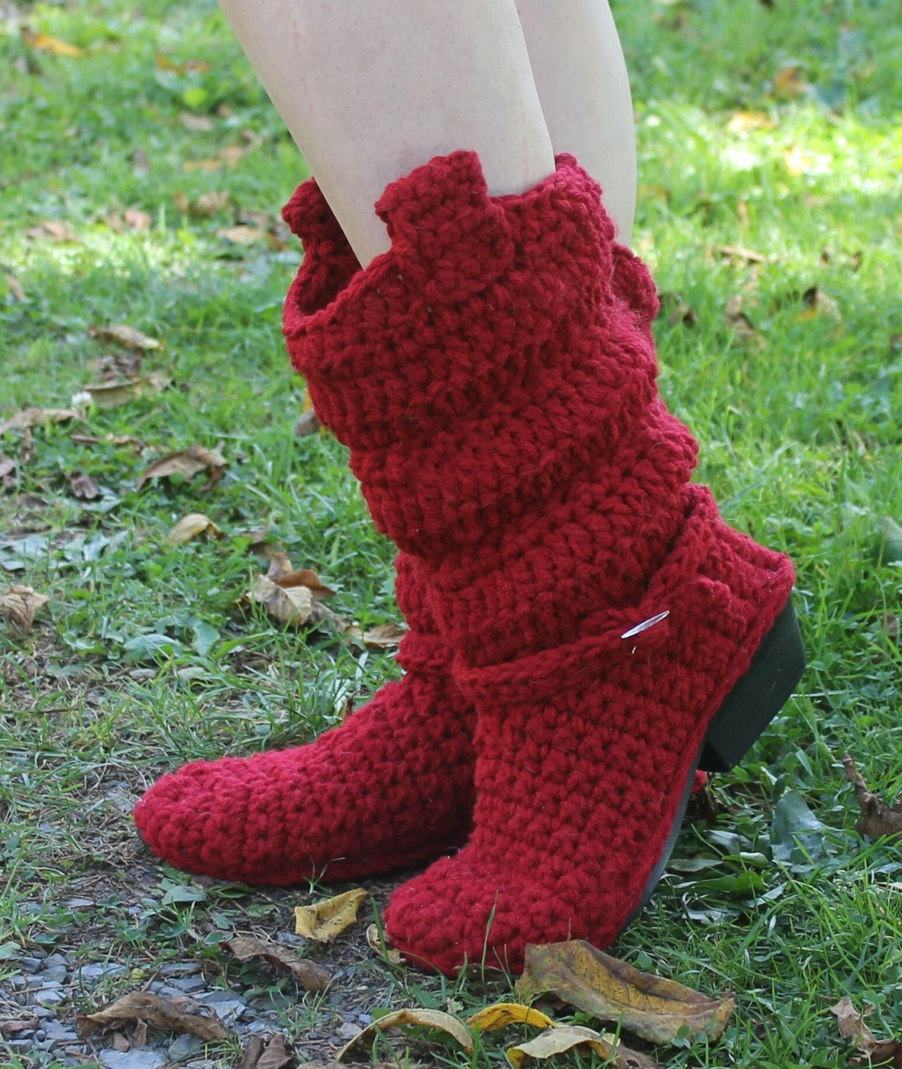 Crochet Boots Lovely Crochet Boots Patternincredibleslouch Cowboy Of Brilliant 43 Photos Crochet Boots