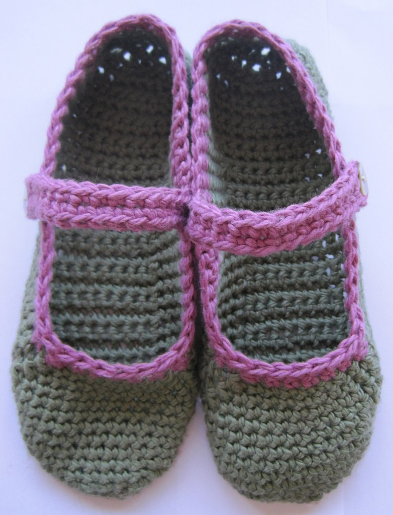 Crochet Boots Pattern Free Awesome Free Pattern for Crocheted Mary Jane Slippers Of Amazing 44 Models Crochet Boots Pattern Free