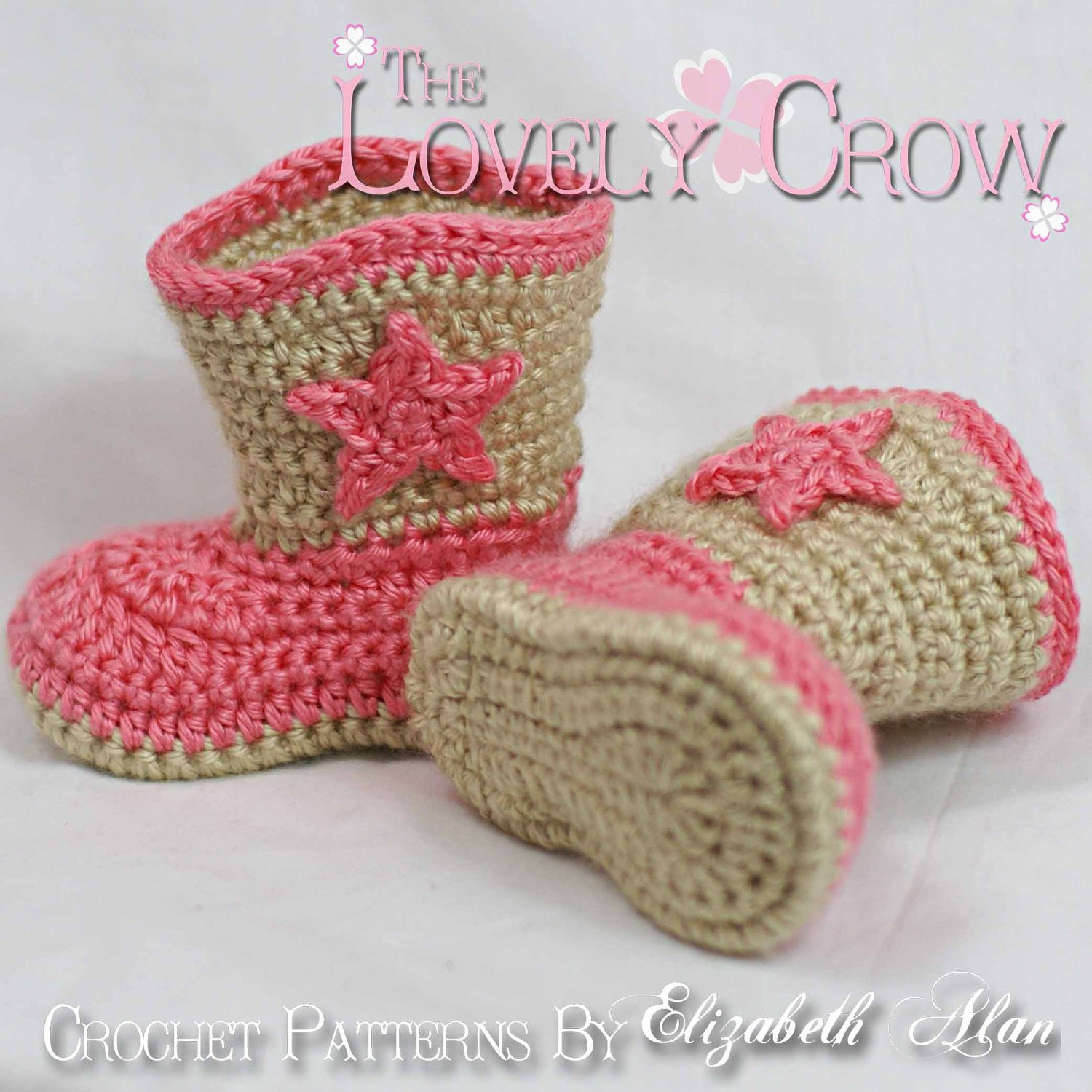 Crochet Boots Pattern Free Elegant Crochet Pattern Cowboy Boots for Baby Boot Scoot N Boots Of Amazing 44 Models Crochet Boots Pattern Free