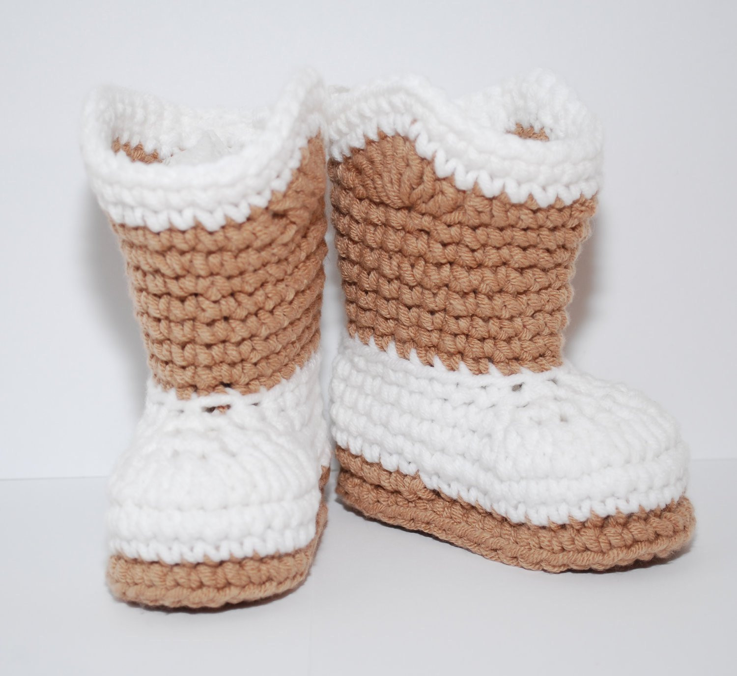 Crochet Boots Pattern Free Fresh Crochet Cowboy Boots Booties Shoes as Shown or Custom U Choose Of Amazing 44 Models Crochet Boots Pattern Free