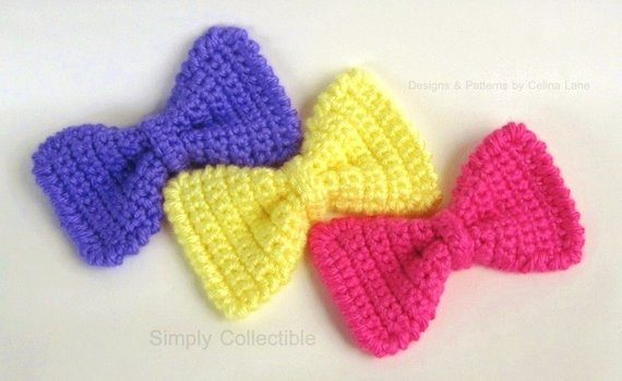 Crochet Bow Tie Elegant Big Baby Hair Bow Crochet Pattern Dog Big Bows Bows for Of Brilliant 40 Pics Crochet Bow Tie
