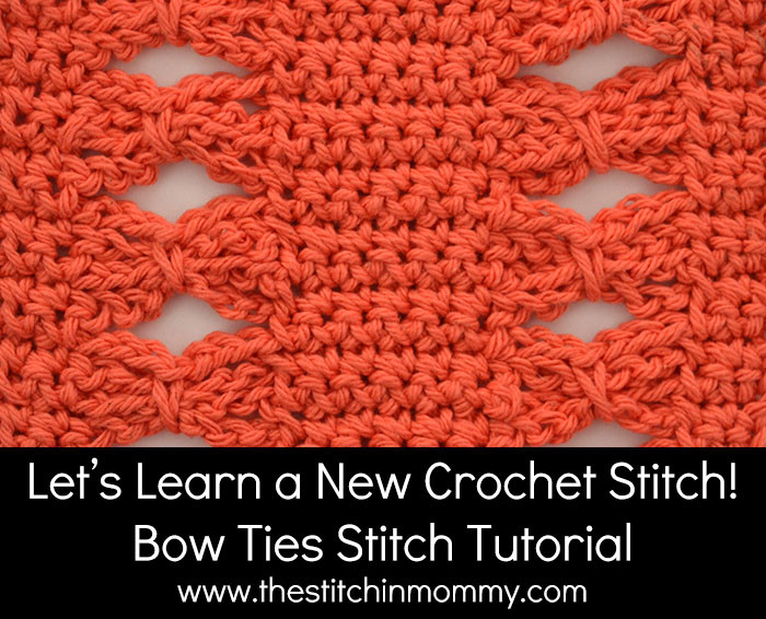 Crochet Bow Tie Luxury Bow Ties Stitch Tutorial and Afghan Square the Stitchin Of Brilliant 40 Pics Crochet Bow Tie