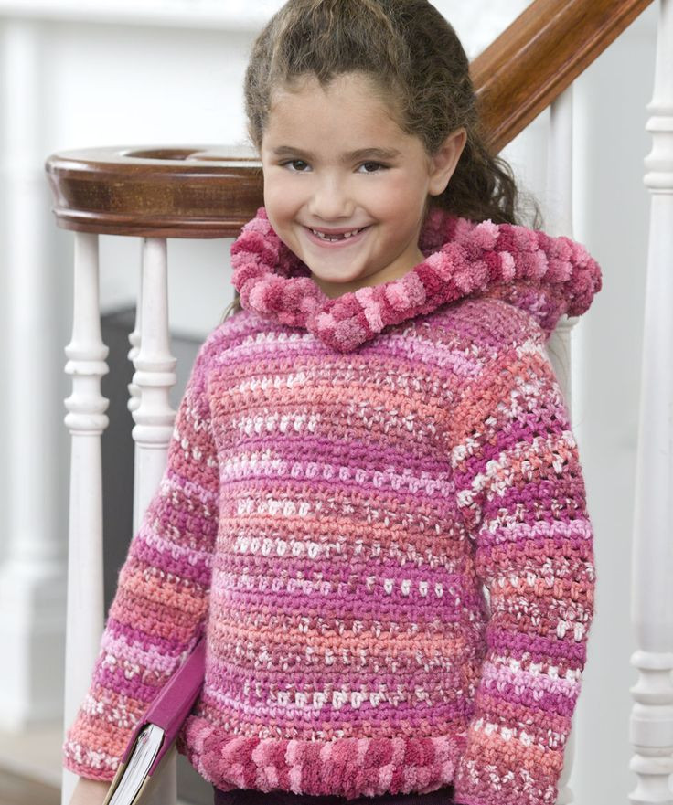 587 best images about Crochet children s sweaters tops