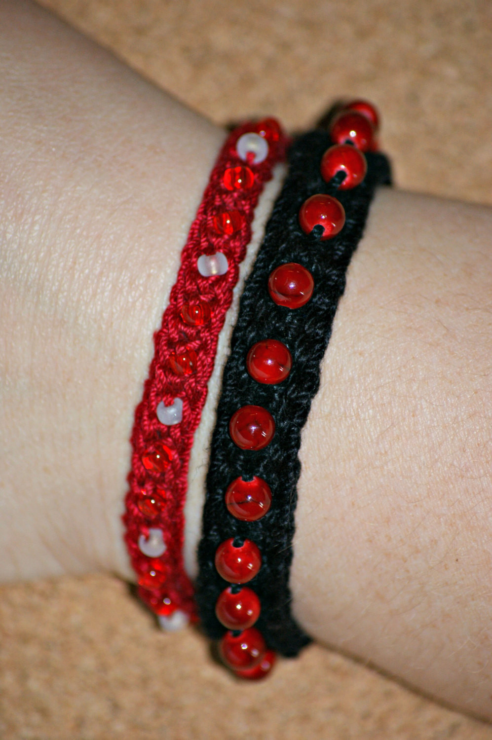 Crochet Bracelets Beautiful Simplicity Crochet Beaded Bracelet Pattern Of Innovative 40 Images Crochet Bracelets