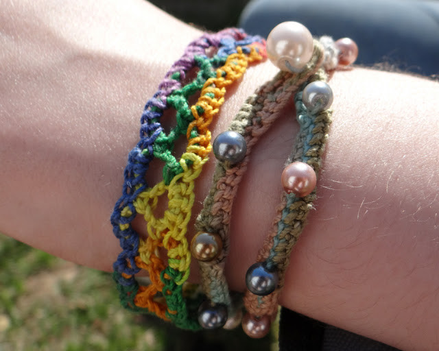 Crochet Bracelets Fresh Free Crochet Patterns Free Crochet Jewelry Patterns Of Innovative 40 Images Crochet Bracelets