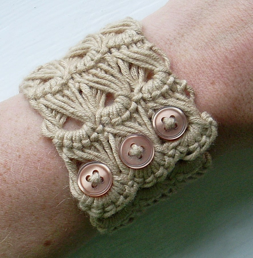 Crochet Bracelets Luxury Crochet Pretty Bracelets with Patterns Of Innovative 40 Images Crochet Bracelets