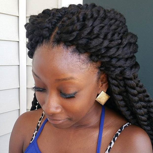 Crochet Braiding Styles Awesome 41 Chic Crochet Braid Hairstyles for Black Hair Of Attractive 48 Images Crochet Braiding Styles