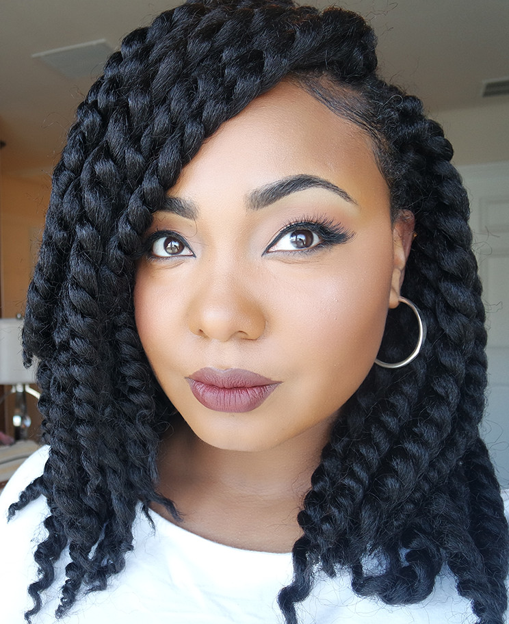 Crochet Braiding Styles Inspirational How to Easy Braid Pattern for Natural & Versatile Crochet Of Attractive 48 Images Crochet Braiding Styles