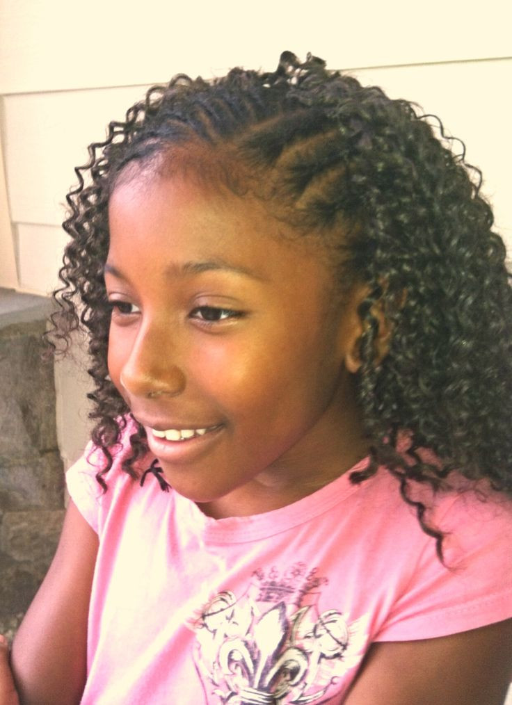 19 best images about Crochet braids for little girls on