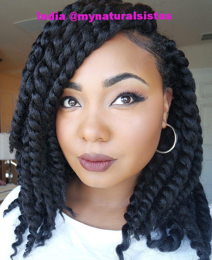 Crochet Braiding Styles Unique Protective Style Crochet Braids — I Am Team Natural Of Attractive 48 Images Crochet Braiding Styles