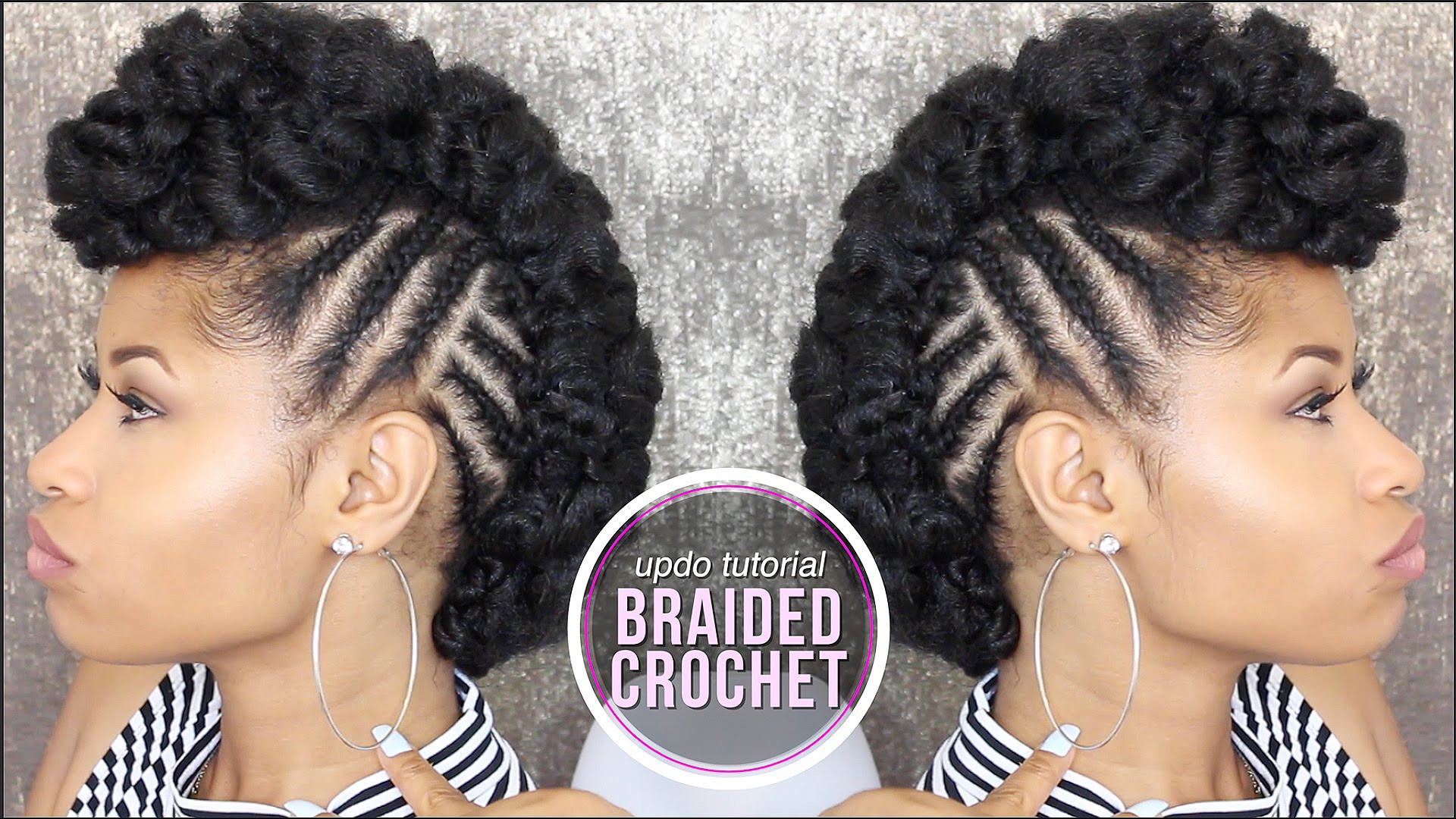 Crochet Braids Updo Best Of Perfect Protective Styling for A Chic Look How to Side Of Lovely 49 Pics Crochet Braids Updo