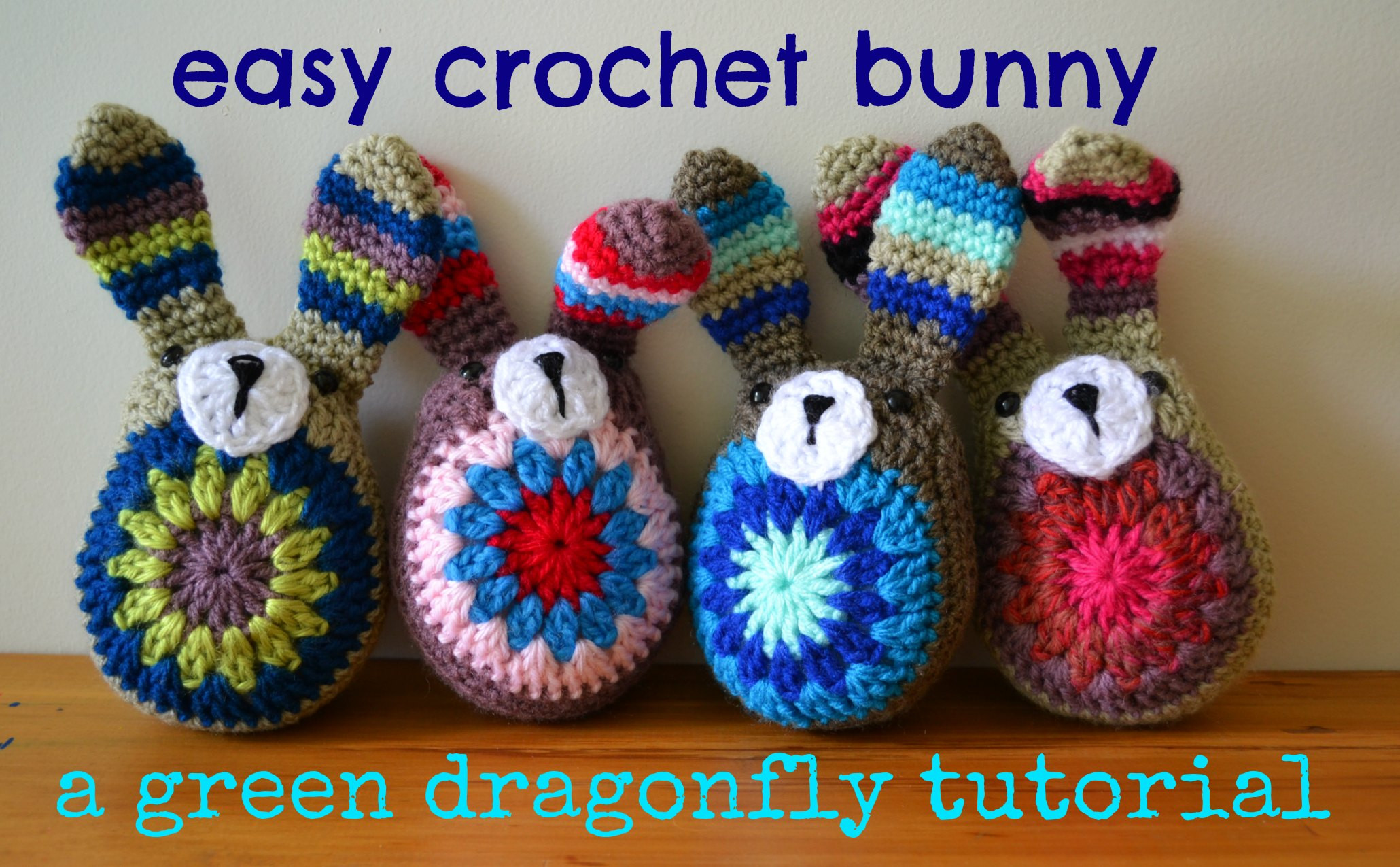 Crochet Bunny Pattern Best Of Nibble Nibble Hop Hop – the Green Dragonfly Of Delightful 44 Models Crochet Bunny Pattern
