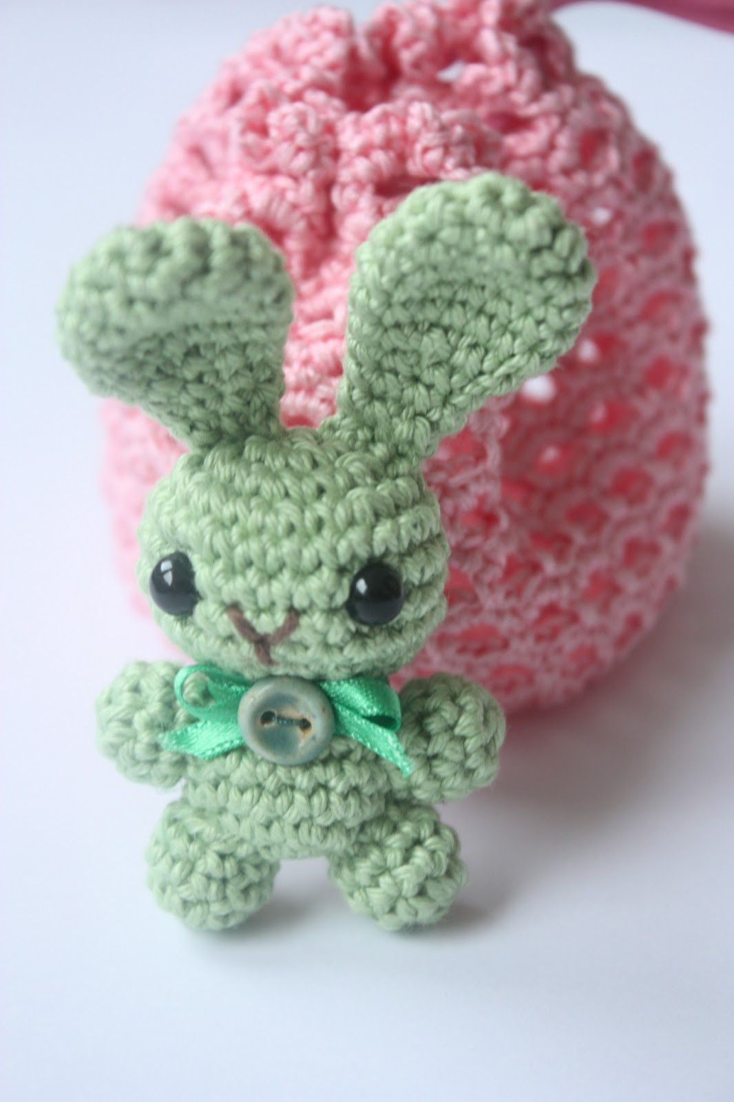 Crochet Bunny Pattern Free Awesome Happyamigurumi Working On Bunny Brooch Pattern Of Charming 50 Pictures Crochet Bunny Pattern Free