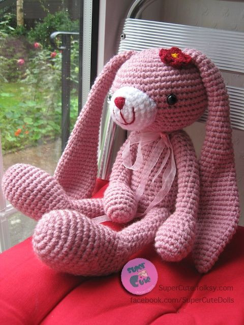 Crochet Bunny Pattern Free Best Of 17 Best Images About Crochet Rabbit On Pinterest Of Charming 50 Pictures Crochet Bunny Pattern Free