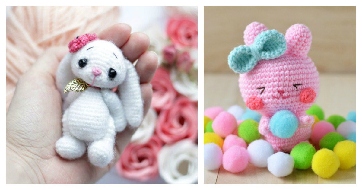 Crochet Bunny Pattern Free Luxury Free Amigurumi Bunny Crochet Patterns Of Charming 50 Pictures Crochet Bunny Pattern Free