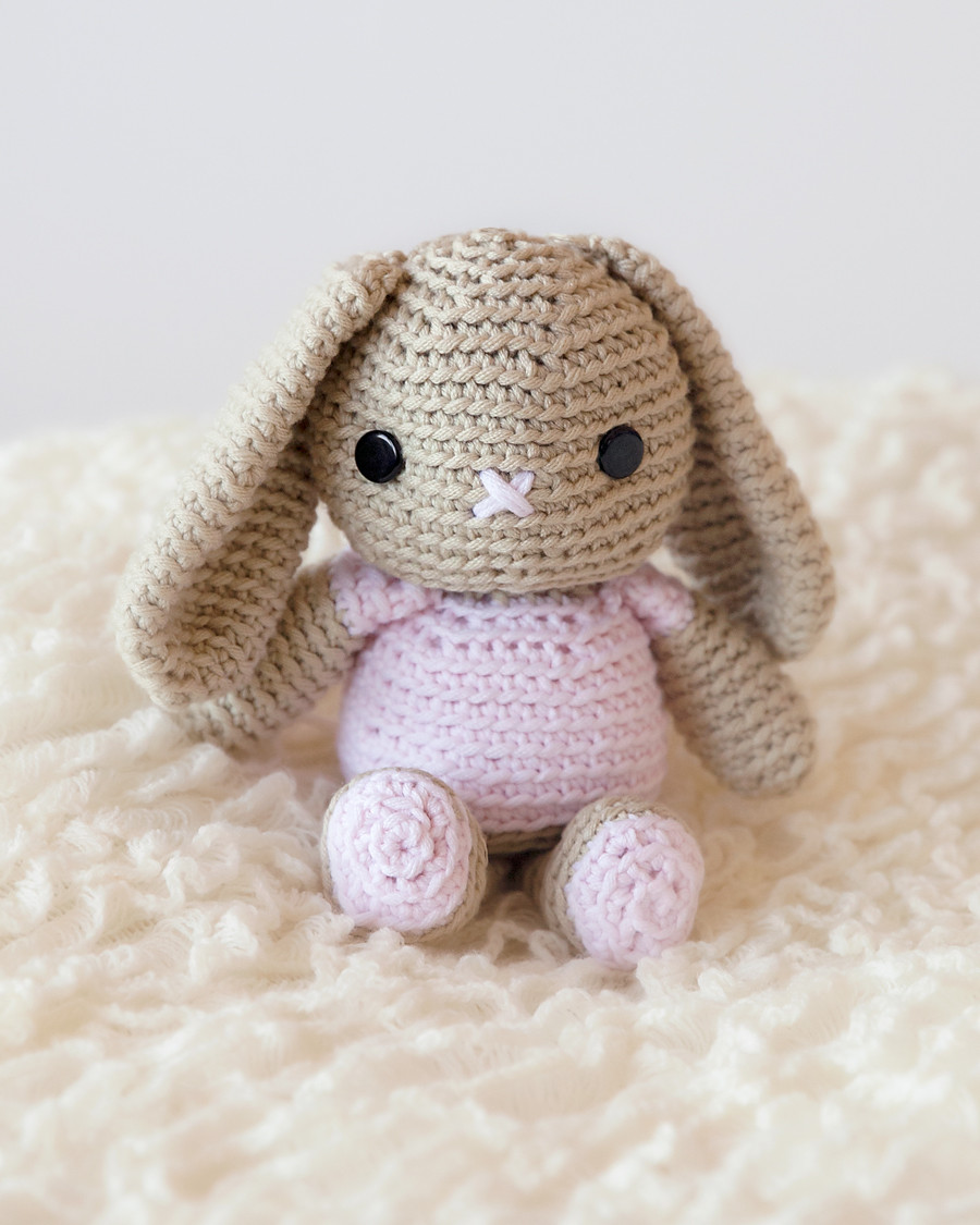 Crochet Bunny Pattern Free New Free Crochet Bunny Pattern Leelee Knits Of Charming 50 Pictures Crochet Bunny Pattern Free