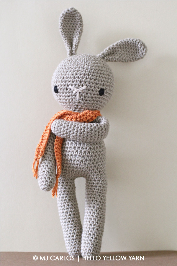 Crochet Bunny Pattern Free Unique Crochet Amigurumi Bunny Of Charming 50 Pictures Crochet Bunny Pattern Free