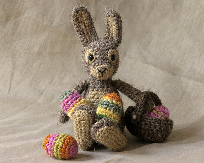 Crochet Bunny Pattern Unique Free Easter Crochet Pattern Of Delightful 44 Models Crochet Bunny Pattern