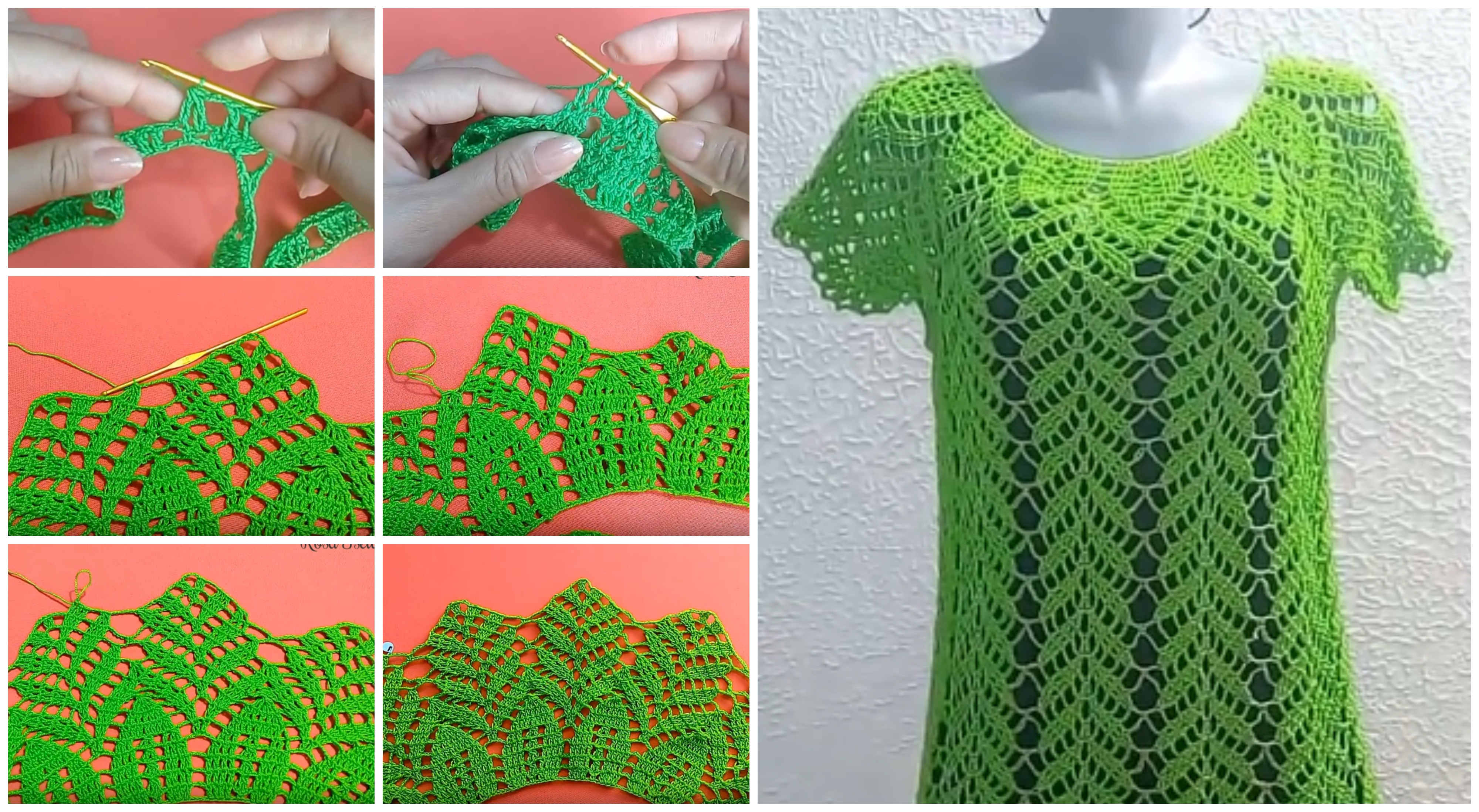 Crochet Business Name Ideas Best Of Crochet Lemon Leaves Blouse Tutorial Ilove Crochet Of Wonderful 48 Images Crochet Business Name Ideas