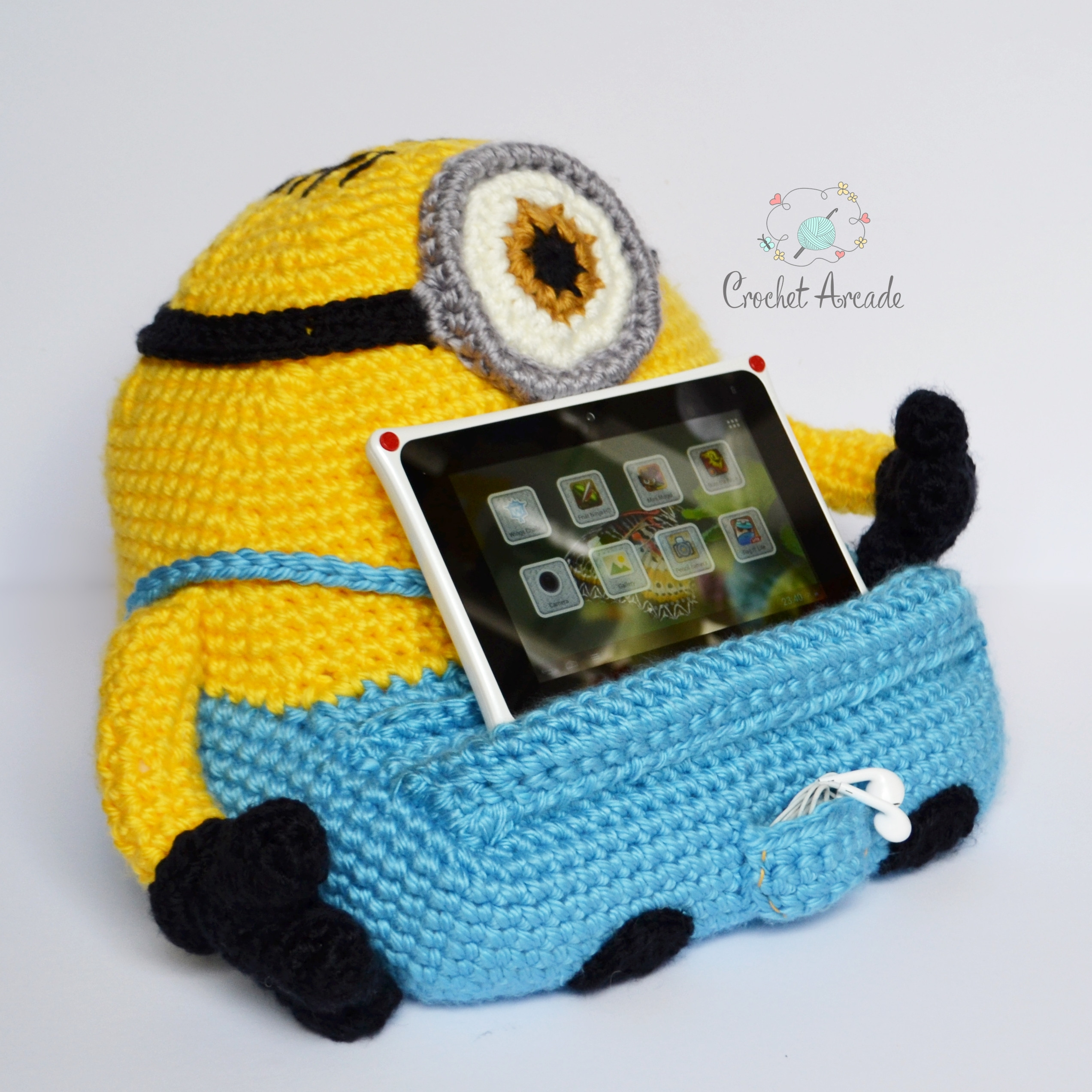 Crochet Business Name Ideas Inspirational Stuart Book Tablet Holder Crochet Pattern – Crochet Arcade Of Wonderful 48 Images Crochet Business Name Ideas