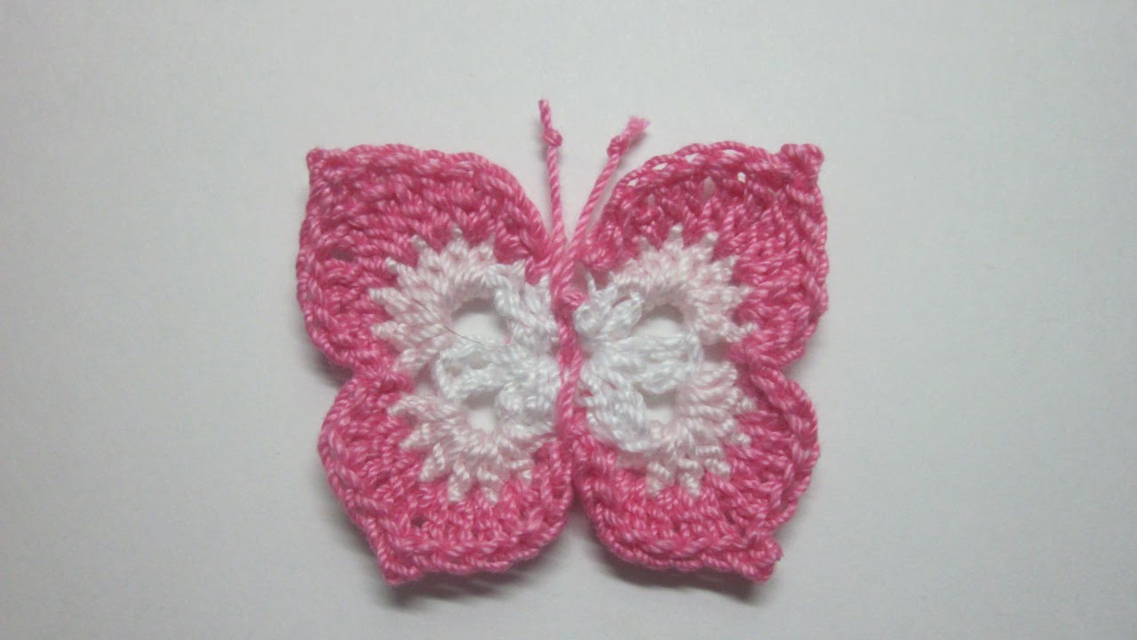 Crochet butterfly Inspirational How to Make A Lovely Crochet butterfly Diy Crafts Of Adorable 43 Photos Crochet butterfly