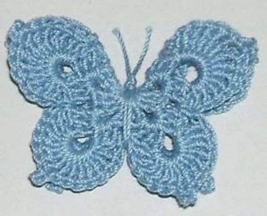 Crochet butterfly Pattern Awesome Crochet butterflies Pattern Lots Ideas Of Great 41 Pics Crochet butterfly Pattern