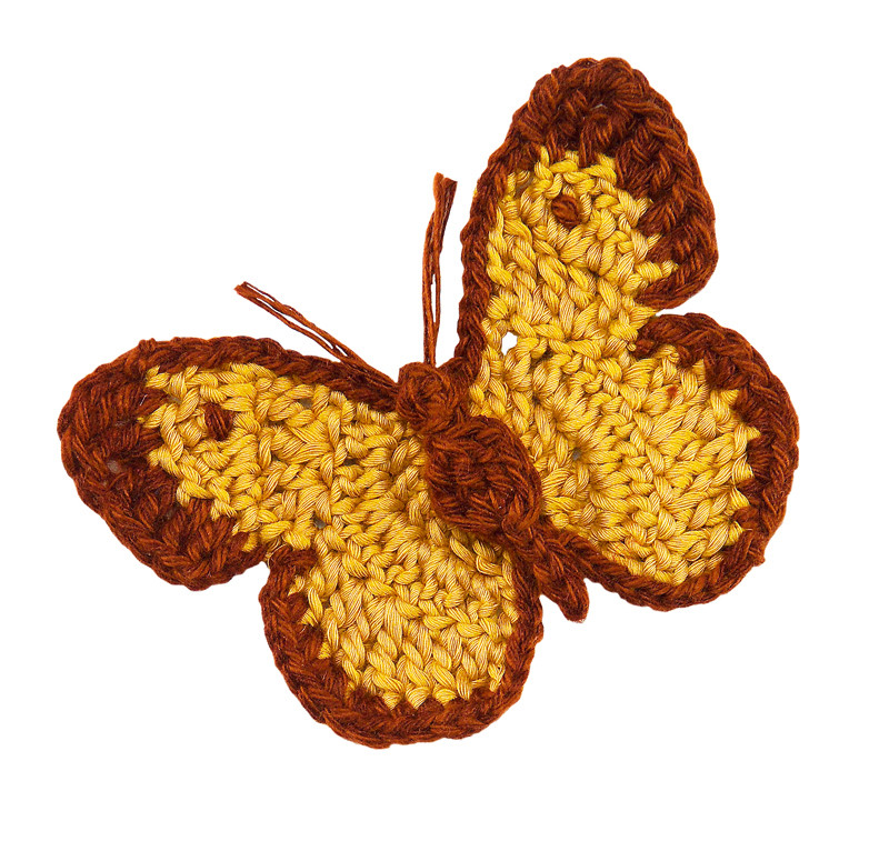 Crochet butterfly Pattern Best Of Pretty Crochet butterflies – Free Patterns – Grandmother S Of Great 41 Pics Crochet butterfly Pattern