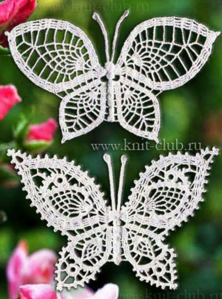 Crochet butterfly Pattern Elegant 142 Best Images About Häkeln Schmetterling Crochet Of Great 41 Pics Crochet butterfly Pattern