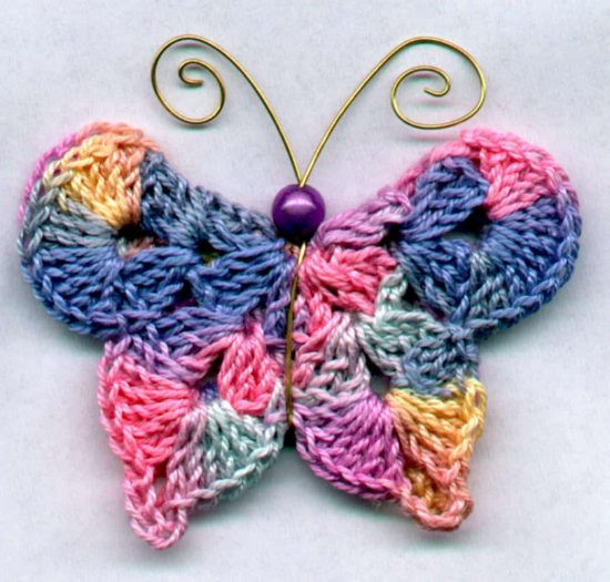 Crochet butterfly Pattern Elegant Crochet butterflies Pattern Lots Ideas Of Great 41 Pics Crochet butterfly Pattern