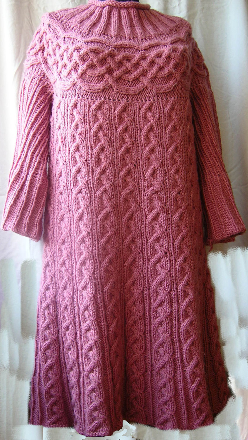 Crochet Cable Pattern Luxury Cable Tunic Pattern Knitted Tunic Dress Sweater Jumper Of Perfect 40 Ideas Crochet Cable Pattern