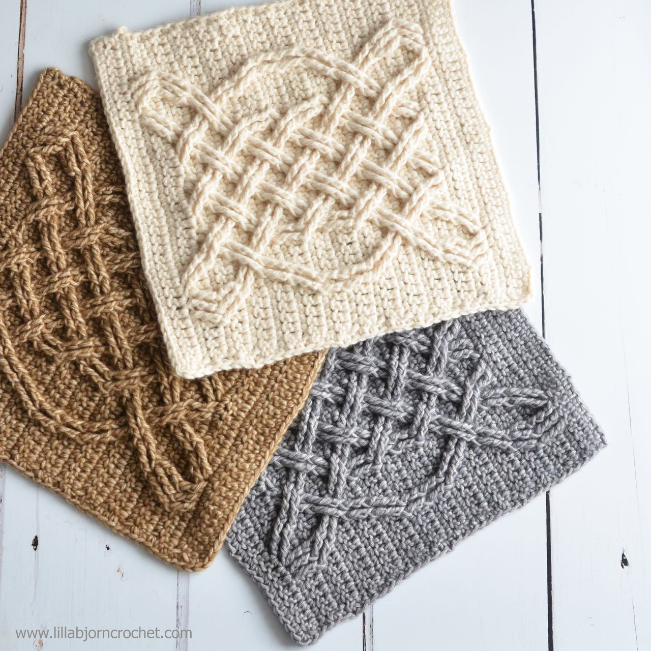 Crochet Cable Pattern Luxury Squares and Cables… Wip In Progress Of Perfect 40 Ideas Crochet Cable Pattern