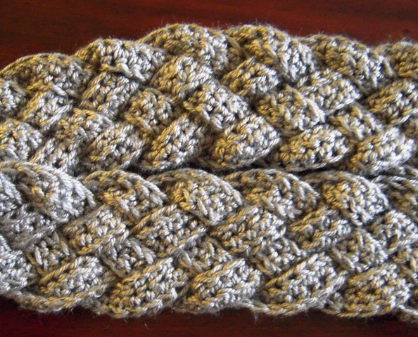 Crochet Cable Scarf Elegant All Wool and A Yard Wide Hump Day Hookerry Crochet Cable Two Of Incredible 40 Photos Crochet Cable Scarf