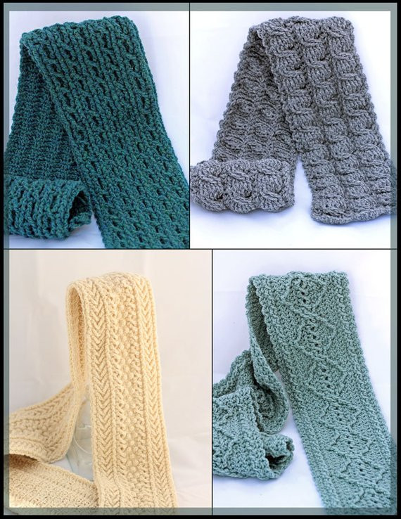 Crochet Cable Scarf Lovely Crochet Cable Scarf Patterns Crochet Men S Scarf Of Incredible 40 Photos Crochet Cable Scarf