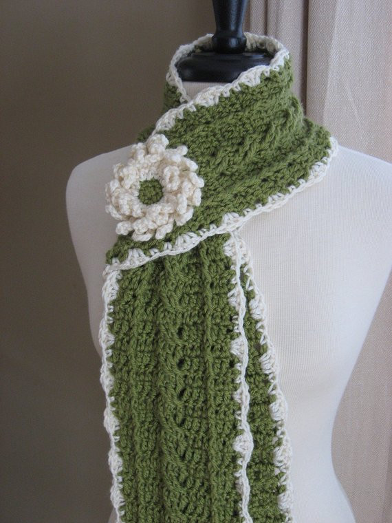 Crochet Cable Scarf Luxury Crochet Pattern Pdf Country Crochet Cable Scarf W Blossom Of Incredible 40 Photos Crochet Cable Scarf